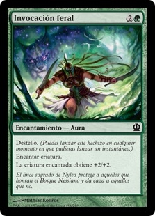 Invocación feral - Feral Invocation