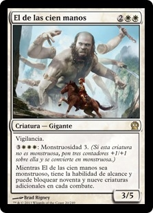El de las cien manos - Hundred-Handed One