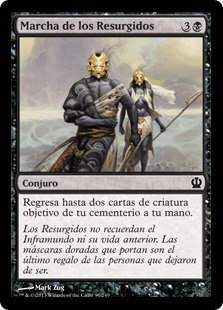 Marcha de los Resurgidos - March of the Returned