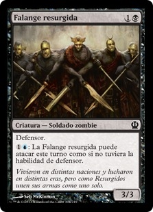 Falange resurgida - Returned Phalanx