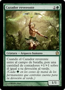 Cazador reverente - Reverent Hunter