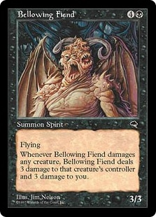 Demonio rugiente - Bellowing Fiend