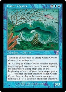 Ostra gigante - Giant Oyster