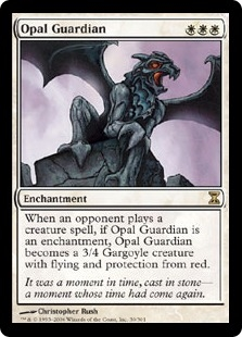 Guardián de ópalo - Opal Guardian