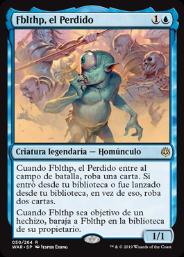 Fblthp, el Perdido - Fblthp, the Lost (Foil)