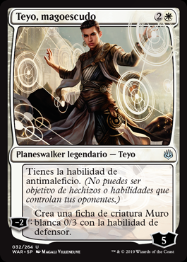 Teyo, magoescudo - Teyo, the Shieldmage
