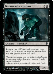 Desarmador costero - Shoreline Salvager