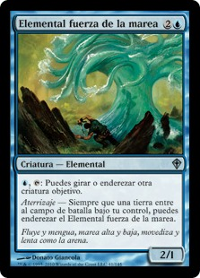 Elemental fuerza de la marea - Tideforce Elemental