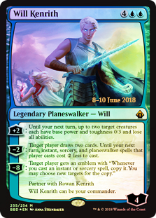 Will Kenrith (Foil)(Launch)