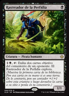 Rastreador de la Perfidia - Deadeye Tracker