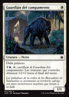 Guardián del campamento - Encampment Keeper (Foil)