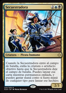 Secuestradora - Hostage Taker (Foil)