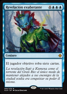 Revelación exuberante - Overflowing Insight