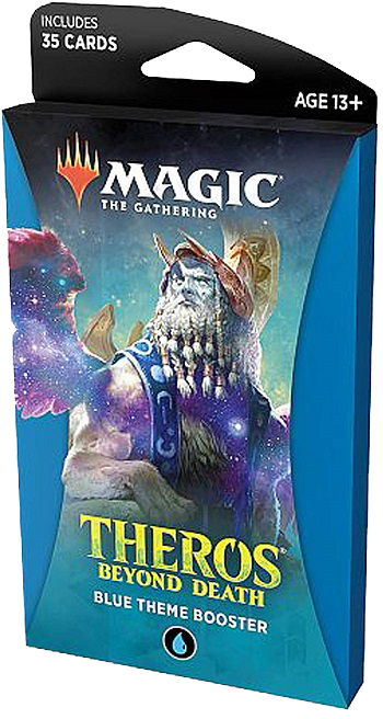 MTG Theros: Beyond Death Theme Booster Pack - Blue